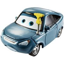 Auto De Cars Marty Brakeburst Race Fans Original Mattel
