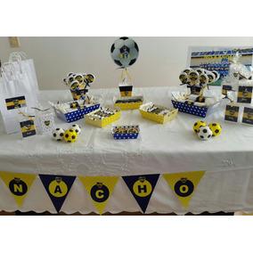 Super Candy Bar! Boca Juniors ! Cumpleaños , Fiestas Etc