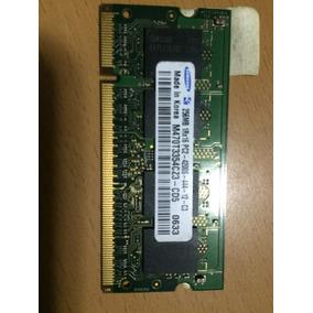 Rematando Todo - Memoria Ram Samsung 256mb Pc2-4200