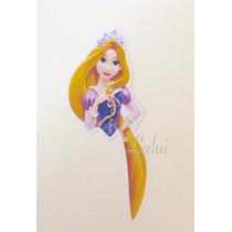 Pacote Com 10 Bustos Rapunzel / Enrolados