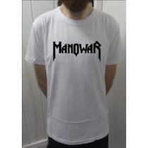 Camiseta Manowar