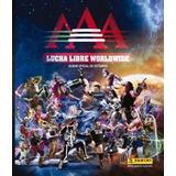 Estampas Sueltas Album Lucha Libre Aaa Panini