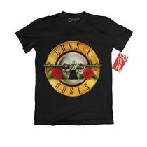 Playera Guns N´ Roses Oficial Rock Metal Envio Dhl Gratis