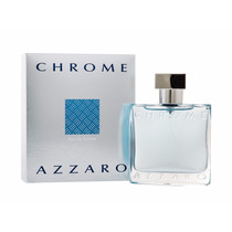 Perfume Azzaro Chrome Masculino 100ml Original E Lacrado
