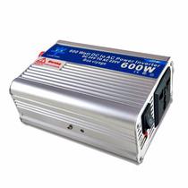 Inversor De Tensão Veicular De Energia 24v - 220v 600w