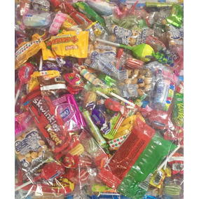 Paquete 6 Kg Dulces Surtidos Piñatas Aguinaldos Envio Gratis
