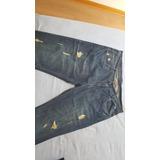 Jeans Guess Hollister Levis Fiorucci Originales Talla Grande