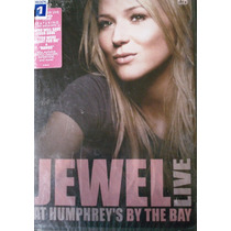 Jewel - Live At Humphreys By The Bye Dvd Nuevo Importado Usa