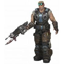 Neca Gears Of War 3 Serie 2 La Figura De Acción Damon Baird