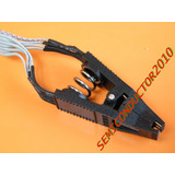 Eeprom Clip Soic 8pin Con Cable F Pinza Sop8 Smd Ezp2010