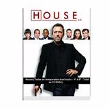 Dr. House Completo 1ª Á 8ª Temporadas 23 Dvds Frete Grátis