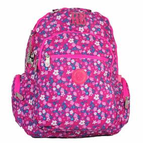 Mochila Feminina Notebook Rebecca Bonbon Rb7431 Juvenil Pink