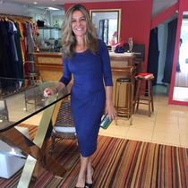 Vestido Adriana Ambrosi - Modelo Andrea