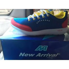 Zapatos New Arrival Tricolor Venezuela Tallas De La 35 A 40