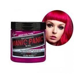 Manic Panic Tinta Semi Permanente Das Famosas Cor Cleo Rose