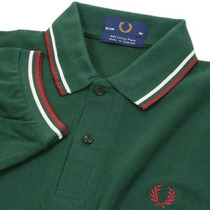 Camisa Polo Fred Perry Made England,skinhead
