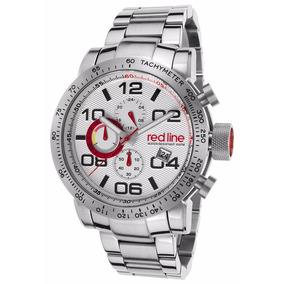 Reloj Red Line 50069 Acero Cronometro Caballero
