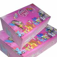 My Little Pony Cofre  De Madera Personalizado. (26x16x10)