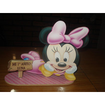 Centros De Mesa Disney Baby Minnie!!! Fibrofacil