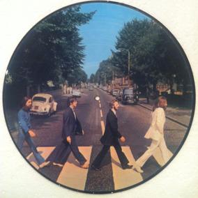 The Beatles - Abbey Road - Lp Picture Disc Novo