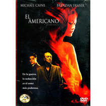 Dvd El Americano ( The Quiet American ) 2002 - Phillip Noyce