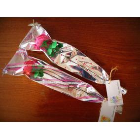 Rosa En Papel Plegado (origami)