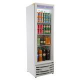 Expositor Refrigerado Visa Cooler 220 Volts 300lt Vertical S