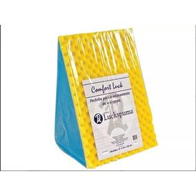 Encosto Triangular C/ Capa Lavavel Travesseiro Amamentação