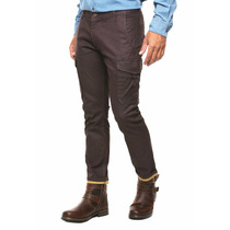 Exclusivo Pantalon Dockers Cargo Cafe 32 33 34