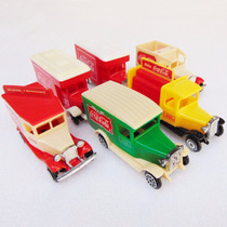 Velho Brinquedo Carrinho Da Coca Cola Calhambeque Caminhão