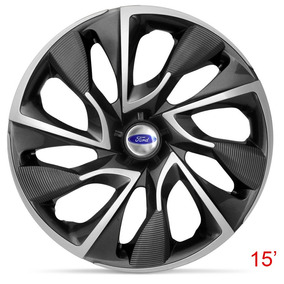 Calota Aro 15 Esportiva Ds4 Ford Ka Fiesta Focus Escort Eco