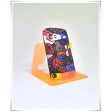 Capa Case Galaxy Y Duos S6102 Acrílica Romero Britto Color