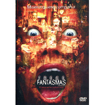 Dvd Trece Fantasmas ( Thirteen Ghosts ) 2001 - Steve Beck
