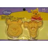 Winnie The Pooh / Tiger Molde / Cortante De Galletita Disney