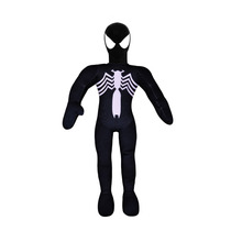 Muñeco Soft Spiderman Negro Original Disney New Toys
