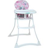Cadeira De Alimentação Bom Appetit Peixinho Rosa Burigotto