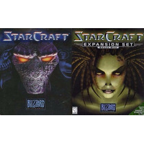 Starcarft + Expansion Rpg Para Pc