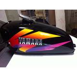 Kit Calcomanias Rx 100 Yamaha Kit Completo Con Advertencias