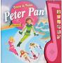 Livro - Perter Pan - Livro Sonoro - Infantil - Usado