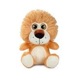 Pelúcia Safari Bebê Leão Leaozinho Da Sorte 4647 Buba Toys