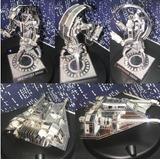 Puzzle Metalico 3d Modelos Star Wars