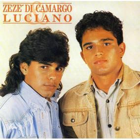 Cd Zezé Di Camargo E Luciano - 1991 (original E Lacrado)