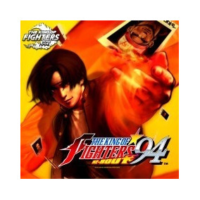 The King Of Fighters 94 Re Bout Ps3 Playstation