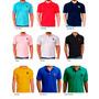 Kit 5 Camisa Gola Polo R.l Importada Pronta Entrega Frete Gr