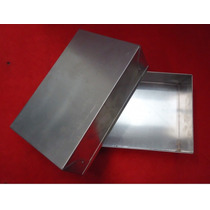 Forma Retangular 6 Pç P/ Bolo + Formas Quadradas 4 Pç - 10cm