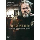 Dvd - Augustine A Queda Do Império Romano