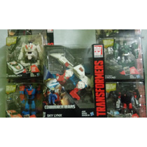 Transformers Combiner Wars (5 Figuras) * Envío Gratis