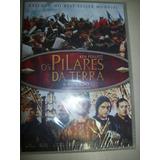Dvd - Os Pilares Da Terra 2 - Redenção - Lacrado - Nacional