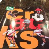 Especial Ole Album Figuritas Cracks 97 - 98