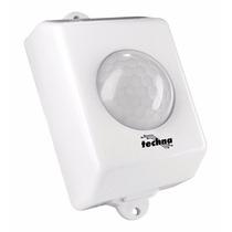 Sensor Iluminação Com Sensor De Presença Fotocélula Lampada